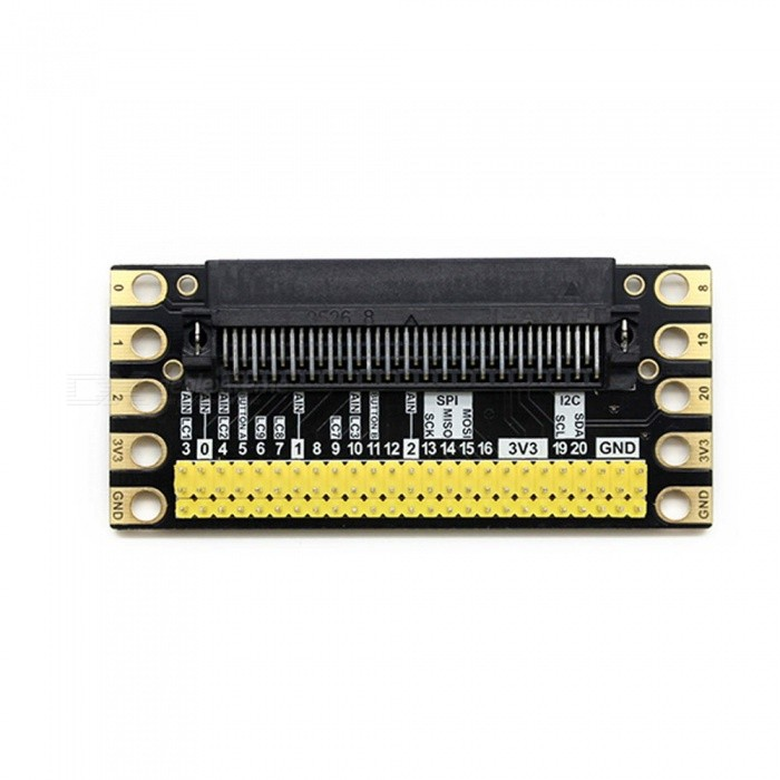 Waveshare-Edge-Connector-Expansion-Board-For-MicroBit-Breakout-The-IO-Pins-To-Pinheader-Interface
