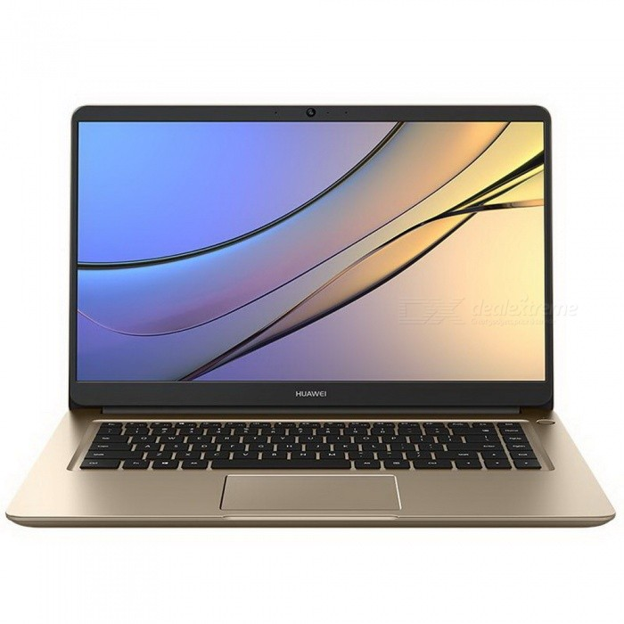 Huawei MateBook D 15.6 - Champagne Gold