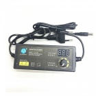 ZHAOYAO-3V-24V-25A-60W-Power-Adapter-with-Digital-Voltage-Charger-Adjustable-Power-Adapter-Black