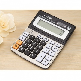 KK-800A Metal Decking 8-Bits Calculator for Clerk / Cashier / Student
