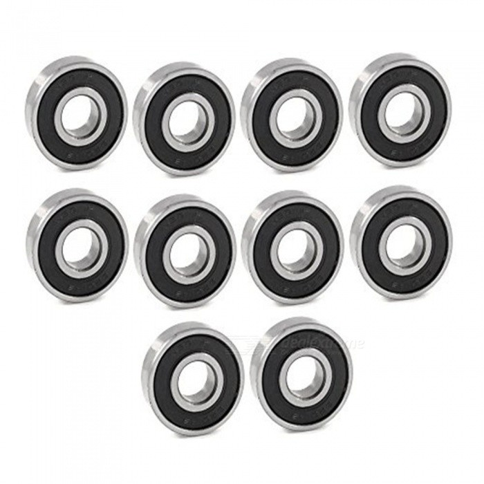 BTOOMET-10-Bearing-6201RS2RS-Sealed-12x32x10-Ball-Bearings
