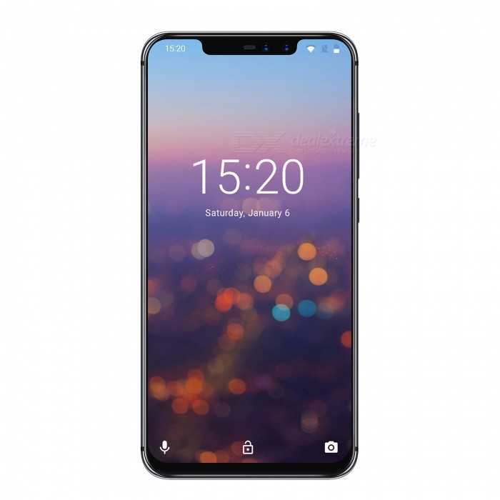 9c90888c895 UMIDIGI Z2 6.2 inch Notch Full Screen 4G Phablet w  6GB + 64GB