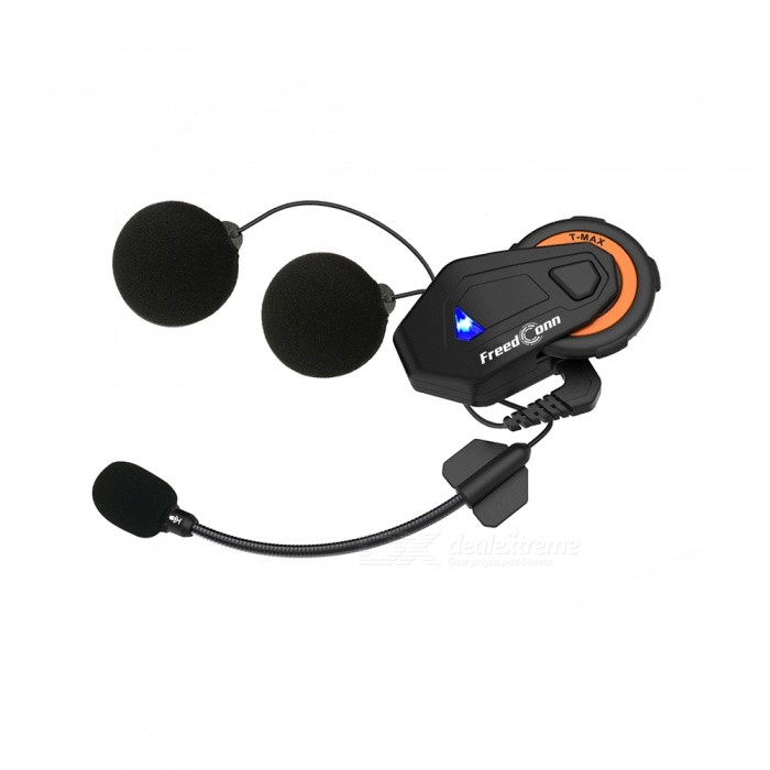 T-MAX 1500M Bluetooth Motorcycle Motorbike Helmet Intercom