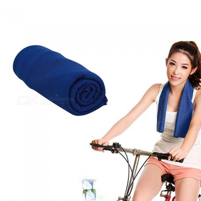 Summer Sports Cold Feeling Towel, Anti-summer Magic Cold Towel