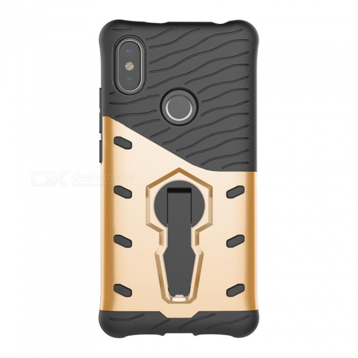 TPU + PC Case w Holder Stand for Xiaomi Redmi S2