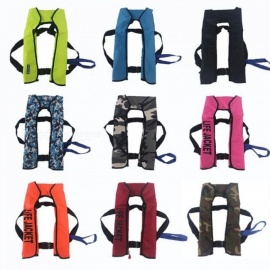 Back To Search Resultssports & Entertainment Well-Educated Adult Polyester Swimming Life Jacket Professional Life Vest For Drifting Boating Survival Fishing Safety Jacket Water Sport Wear Life Vest