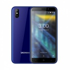 "DOOGEE X50 5.0"" Full Screen Android GO (Based on Android 8.1) 3G Phone w/ 1GB RAM, 8GB ROM - Blue"