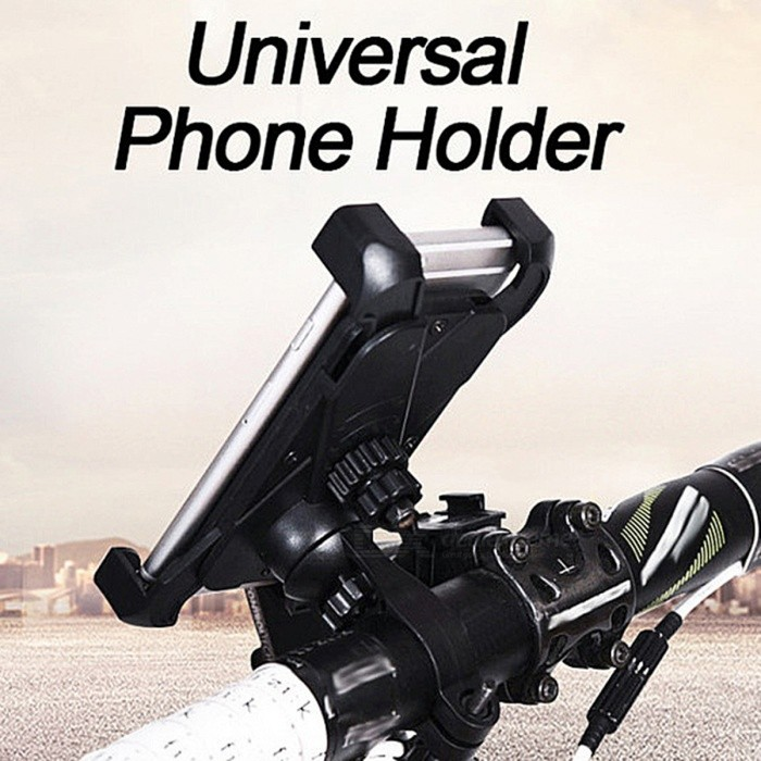 Universal Motorcycle Phone Holder Mobile Stand for Moto Support USB Charger Holder for iPhone X 8 7 Plus S8 S9 S7 Bike Support 2