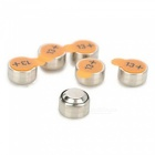A13 PR48 Japan Import Hearing-aid Button Cell - Silver (6 PCS)