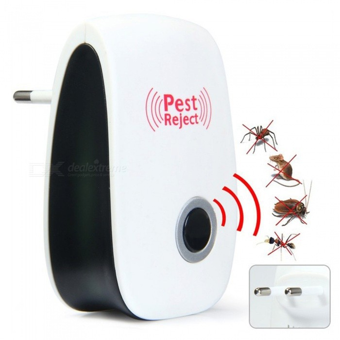 Electronic Mouse Bug Repellent, Ultrasonic Pest Repeller