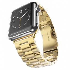 Stainless-Steel-Wristwatch-Bracelet-Strap-Band-for-Apple-Watch-42mm-iwatch-3-2-1