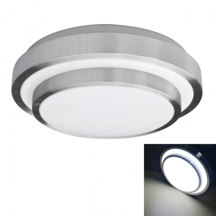 YouOKLight 11.4'' Flush Mount LED Ceiling Light, 18W(120W equivalent), 6000K Cold White for Kitchen Bathroom Dining Room for sale in Bitcoin, Litecoin, Ethereum, Bitcoin Cash with the best price and Free Shipping on Gipsybee.com