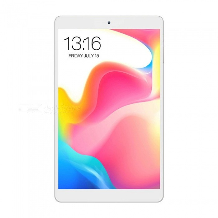 Teclast P80 Pro Android 8-inches 2GB RAM, 32GB ROM, Wi-Fi - WHite + Gold