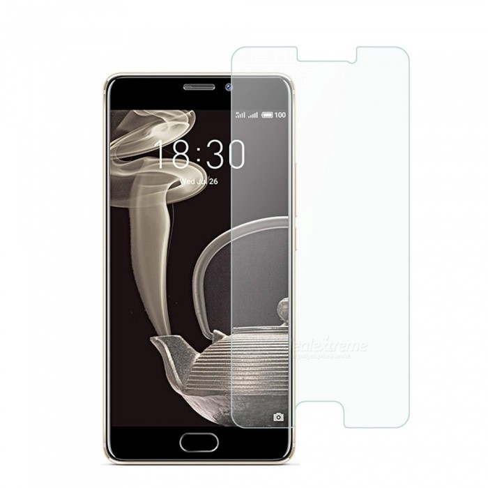 Buy Dayspirit Tempered Glass Screen Protector for Meizu Pro 7 Plus with Litecoins with Free Shipping on Gipsybee.com