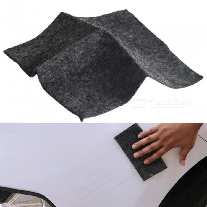 Buy ESAMACT Car Light Paint Scratches Remover, Scuffs Surface Repair Remover Cloth, Fix Clear Auto Scratch Polish Cloth (2 PCS) with Litecoins with Free Shipping on Gipsybee.com