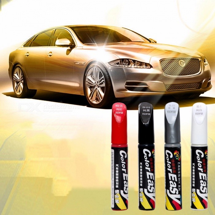 Buy Professional Car Scratch Repair Fix Pro Auto Care Scratch Remover Maintenance Kit Paint Care Auto Paint Pen Car-styling Black with Litecoins with Free Shipping on Gipsybee.com