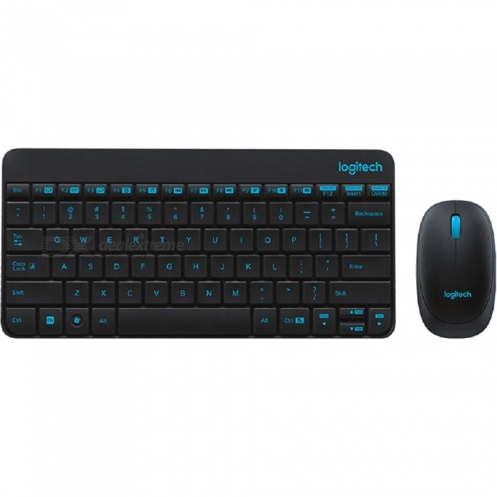Buy Logitech MK245 Nano 79-Key Wireless Keyboard w/ 1000dpi Mouse with Litecoins with Free Shipping on Gipsybee.com