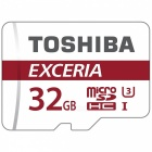 Toshiba THN-M302R0320(EA/A2) MicroSD Class 10 UHS Exceria (90mb/s) with Adaptor 32GB