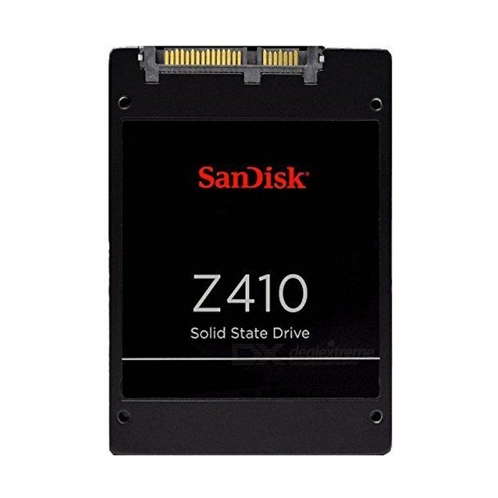 Buy Sandisk Z410 SSD 120GB SD8SBBU-120G with Bitcoin with Free Shipping on Gipsybee.com