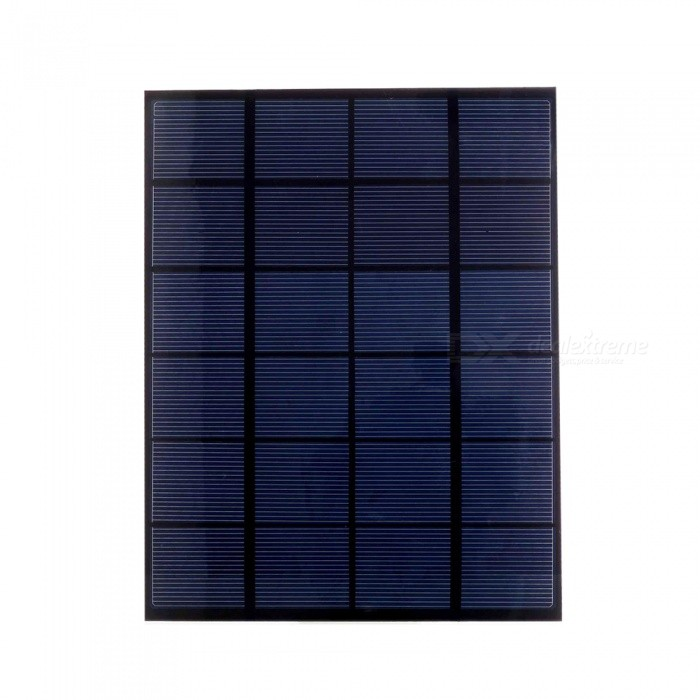 Buy JEDX SW4506 5W 6V Monocrystalline Silicon Solar Panel - Blue + Black with Litecoins with Free Shipping on Gipsybee.com