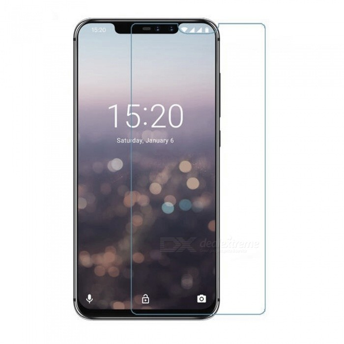 Buy TOCHIC Tempered Glass Screen Film Protector for UMIDIGI Z2 / Z2 Pro with Litecoins with Free Shipping on Gipsybee.com
