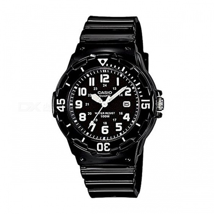Buy Casio LRW-200H-1B Sports Wrist Watch - Black (Without Box) with Litecoins with Free Shipping on Gipsybee.com