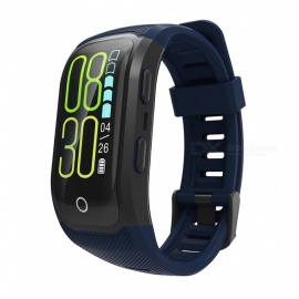 S908S Color Screen Activity Fitness Tracker Smart Bracelet IP68 Waterproof