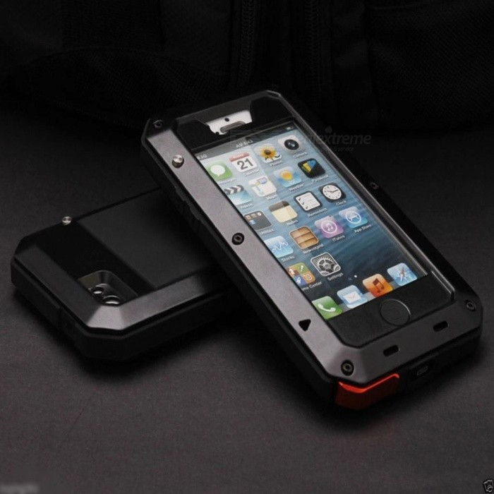 Anti-dust, Waterproof Anti-falling Phone Case, Back Cover for IPHONE 5/5s/SE