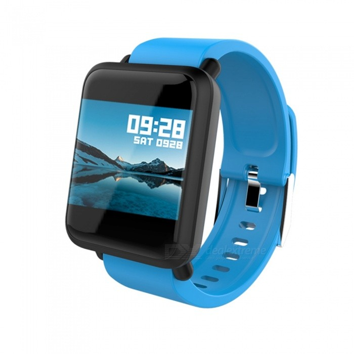 M28 Smart Bracelet Waterpoof Activity Tracker Sports Bracelet with Blood Pressure Blood Oxygen Monitor