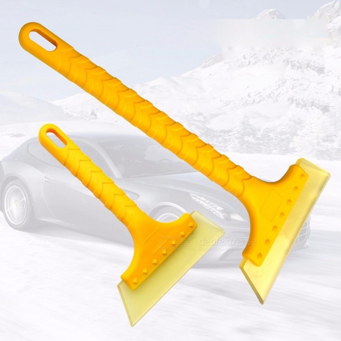 Car Snow Shovel Windshield Ice Scraper Snow Removal Cleaning Tool Auto Car Vehicle Useful Ice Remove Tool 16cm