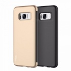 Rock-Flip-Case-For-Samsung-Galaxy-S8-DRV-Series-Protection-Case-Full-Screen-Window-Back-Cover-GoldABS