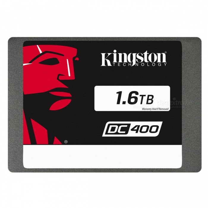 Buy Kingston SSDNow DC400 Series SEDC400S37/1600G 1600GB SSD, 555MB/s (Read), 510MB/s (Write) SATA 3 with Litecoins with Free Shipping on Gipsybee.com
