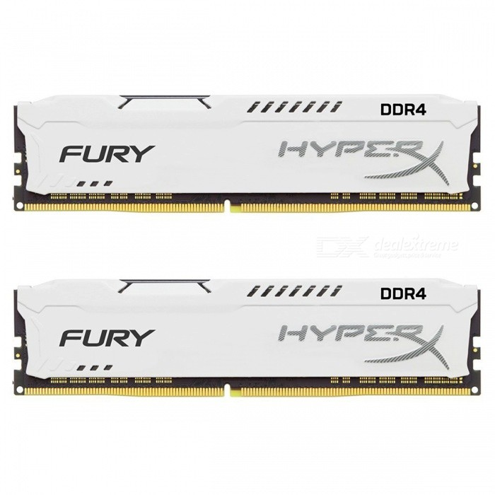 Kingston Hyper X DDR4 HX432C18FBK2/32 (LONG DIMM) 32GB(2 x 16GB) 3200MHz Non-ECC CL 18 (18-21-121) XMP 1.2V for sale in Bitcoin, Litecoin, Ethereum, Bitcoin Cash with the best price and Free Shipping on Gipsybee.com
