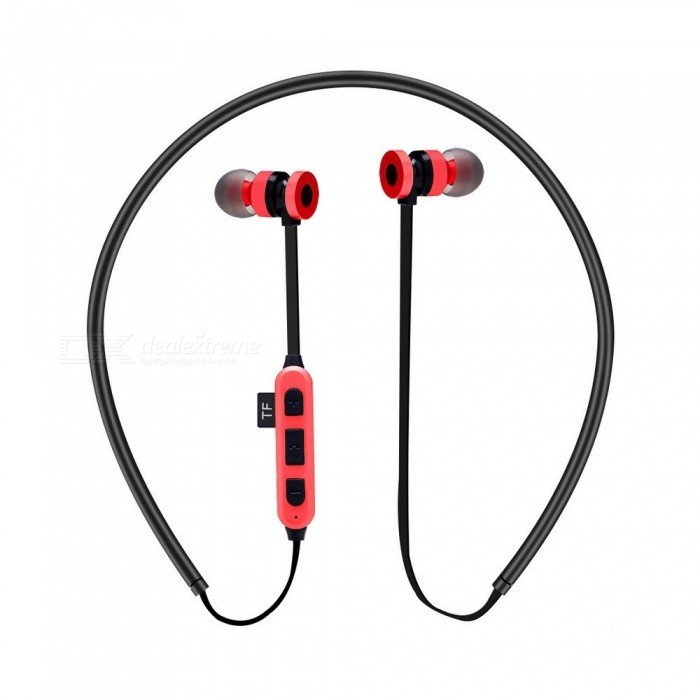 Bluetooth Wireless Headset Phone Earphones 710 Magnetic Sports Wirless Headphones Stereo Super Bass Earbuds Blue