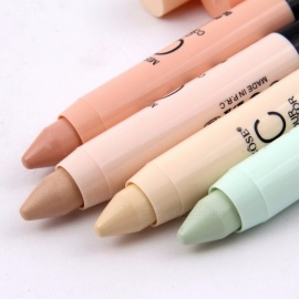 MISS ROSE Highlighter Contouring Makeup Stick Foundation Waterproof Concealer Brighten Face Contour Base Cosmetic Tool Orange