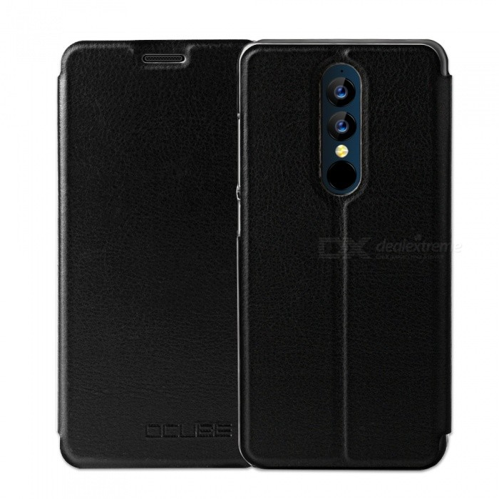 OCUBE Protective Flip-open PU Leather Case for UMIDIGI A1 Pro 5.5 Inches