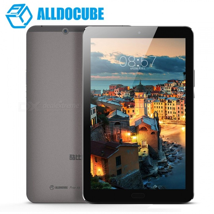 ALLDOCUBE U89 Freer X9 8.9 Inches 2560*1600 IPS Android 6.0 MT8173V Quad-CoreTablet PC w /4GB RAM, 64GB ROM - Black