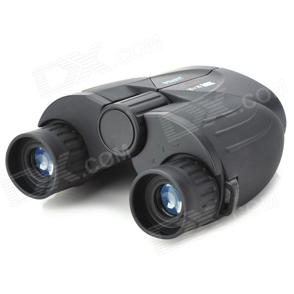 Compact-10*25-Pocket-Binoculars-with-Carrying-Pouch-Black
