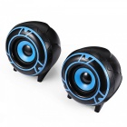 A12-Small-USB-20-Double-Bass-Speaker-for-Laptop-Computer-Blue-(2-PCS)