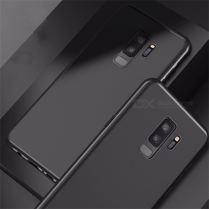 protective tpu magnetic back case cover car magnetic case for samsung galaxy s9