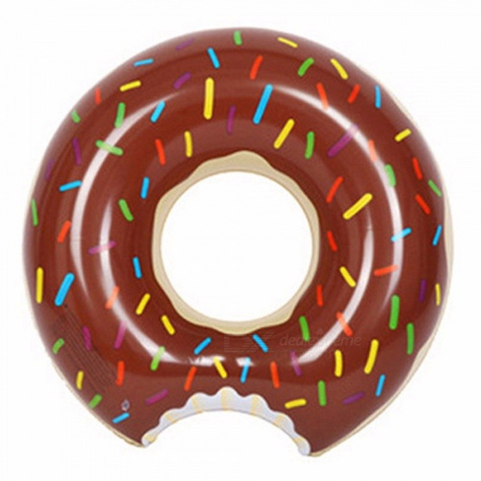 Inflatable Water Slide Durban: Inflatable Donut Swimming Ring
