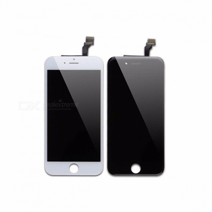 Buy LCD Capacitive Screen For IPHONE 6 PLUS Display Touch Screen Digitizer Replacement Full Assembly For IPHONE 6 PLUS LCD White with Litecoins with Free Shipping on Gipsybee.com