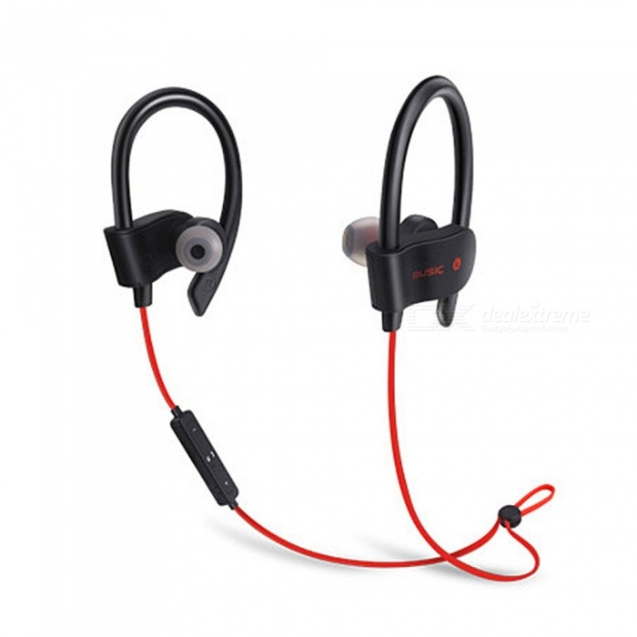 Heavy Bass Sport Bluetooth Headphone Ultra-light In-Ear Earbuds Bluetooth Headset With Mic Universal For Smartphones