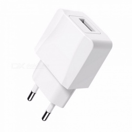 Mobile Phone Charger 5V 1A Charging Adapter Phone Charger USB Charger EU Plug Power Adapter Wall Charger White/EU