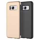 ROCK-Flip-Case-For-Samsung-Galaxy-S8-PLUS-Cover-Ultra-Thin-Clear-PC-View-Windows-Free-Flip-Touch-Phone-Cases-Shell-Gold