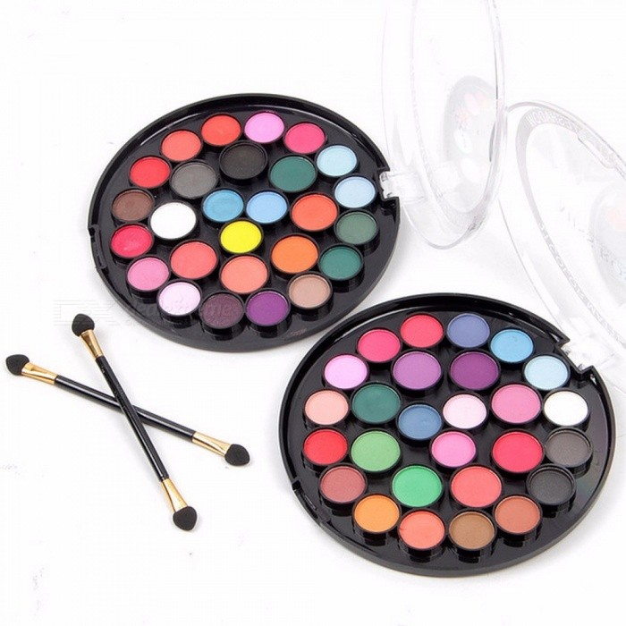 Buy Miss Rose Shimmer Eyeshadow Palette Nature Matte Smoky Eye Shadow Cosmetic Waterproof Mineral Powder Eyes Makeup Palette Orange with Litecoins with Free Shipping on Gipsybee.com