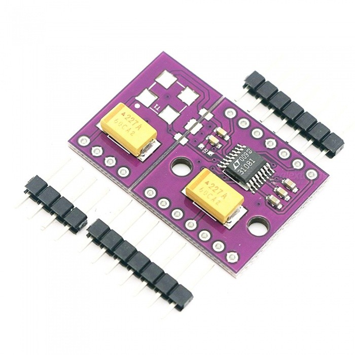 Buy Produino LTC3108 -1 Ultra Low Voltage Boost Converter Power Manager Development Board with Litecoins with Free Shipping on Gipsybee.com