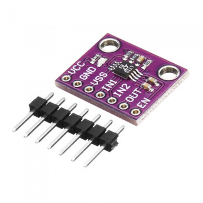 Buy Produino LTC1966 Micropower Delta Sigma RMS to DC Converter Module with Litecoins with Free Shipping on Gipsybee.com