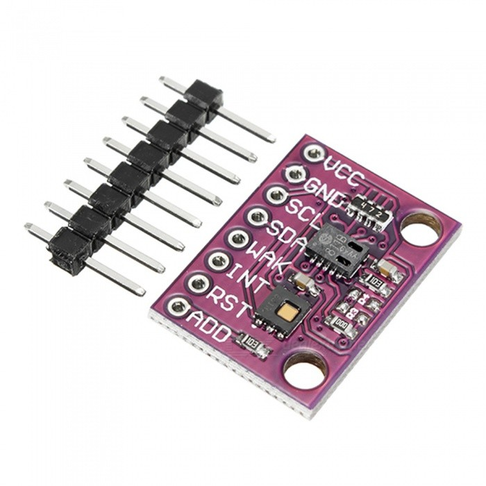 Buy Produino CCS811 HDC1080 Carbon Monoxide CO VOCs Temperature and Humidity Gas Combo Sensor Module for Arduino with Litecoins with Free Shipping on Gipsybee.com