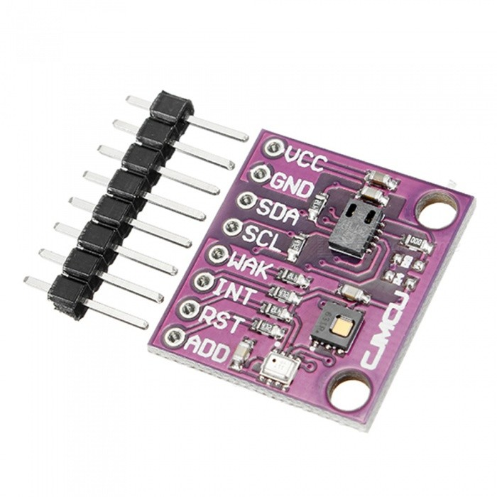Buy Produino CCS811+SI7021+BMP280, Carbon Monoxide / Temperature and Humidity, Height  Sensor Module for Arduino with Litecoins with Free Shipping on Gipsybee.com